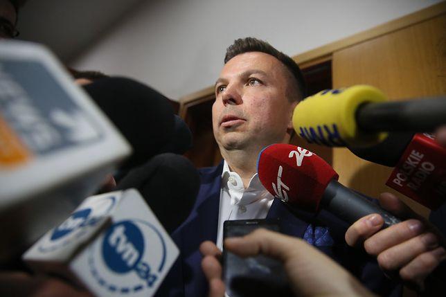 Marek Falenta wysłał 3 listy: do prezydenta, premiera i prezesa PiS