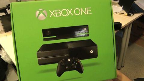 Xbox One już w redakcji. Prezentujemy konsolę i kontroler
