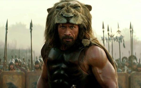 Hercules i jego armia wpadają w pułapkę