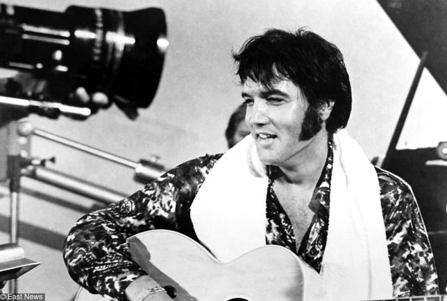 G-Eazy wystąpi jako Elvis Presley? Gwiazda rapu domaga się roli