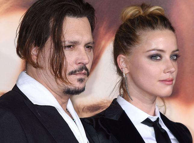 Ojciec Amber Heard groził śmiercią Johnny'emu Deppowi. Kolejna afera w sprawie rozwodowej