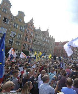 Gdańsk nie zawiódł. Tusk ściągnął tłumy po raz drugi