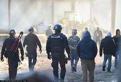 Nowy Rok 2021. Nielegalna impreza w Bretanii. 200 mandatów i starcia z policją