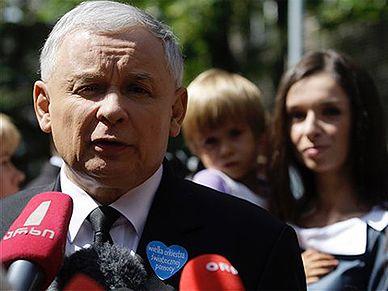 Jarosław Kaczyński pisze list z obietnicami