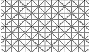 Popatrz uważnie. Ile kropek widzisz?