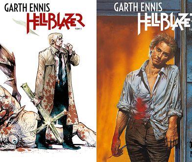 """Hellblazer"", tom 1 i 2 runu Gartha Ennisa"