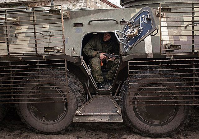 Rebelianci wznowili ataki w rejonie Mariupola
