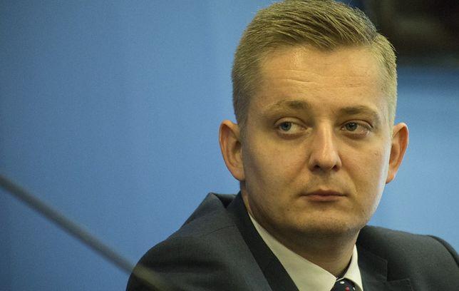 Jakub Stefaniak jest głównym kandydatem z ramienia PSL do startu w wyścigu o warszawski ratusz