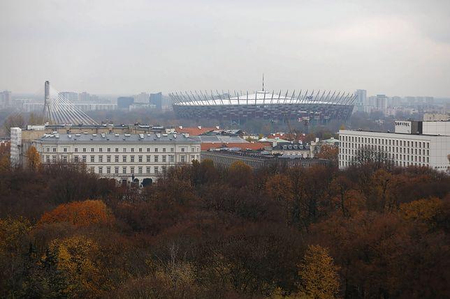 Smog w Warszawie. Sprawdź, jaka jest jakość powietrza 19 listopada 2019 w stolicy