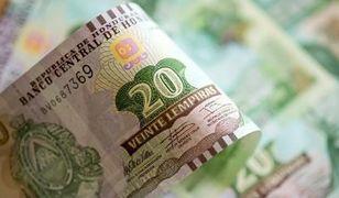 Gdzie drukują banknoty dla Hondurasu? W Warszawie