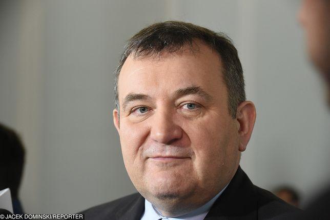 Stanisław Gawłowski z Platformy Obywatelskiej