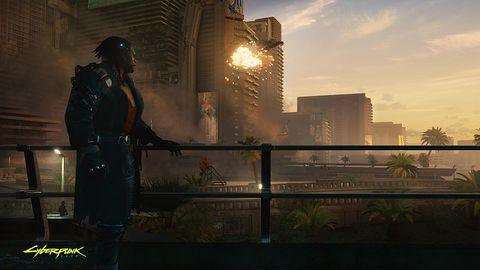 O trybie nowa gra + i multiplayerze w Cyberpunku 2077