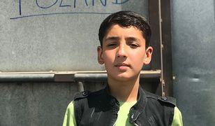 Dramat 13-latka ewakuowanego do Polski z Kabulu. Tragiczne wieści o jego rodzicach