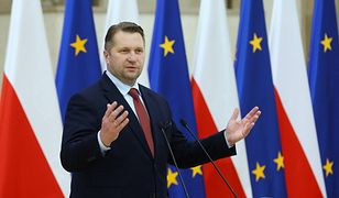 Powrót zdalnego nauczania? Minister Czarnek wyjawia plany