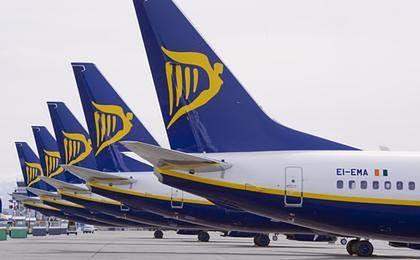 Ryanair rozbudowuje siatkę lotów. Będzie 5 nowych połączeń