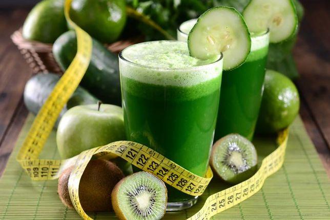 Zdrowe koktajle odchudzające możemy pić zarówno na śniadanie, jak i wieczorem