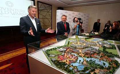 Polski Disneyland jednak nie powstanie