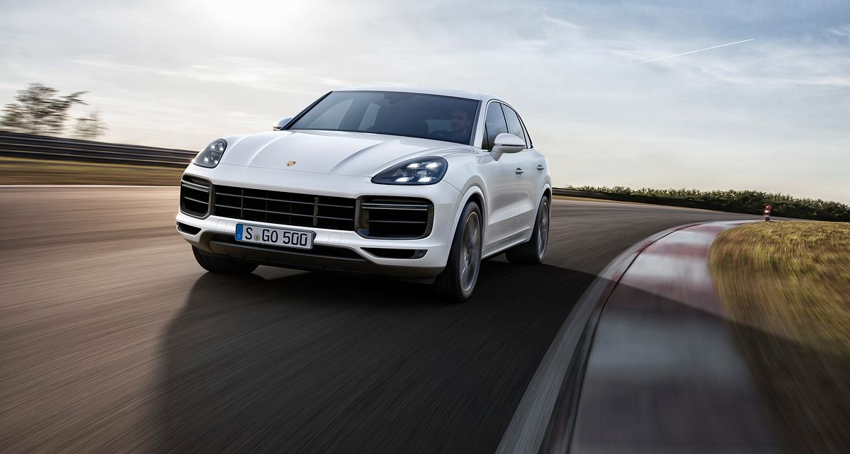 Nowe Porsche Cayenne Turbo – tak szybkiego SUV-a jeszcze nie było