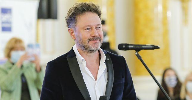 Andrzej Piaseczny ma własną audycję w radiu