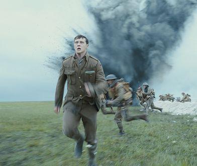 "Kadr z filmu ""1917"""