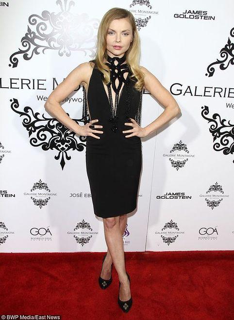 Izabella Miko na imprezie w Los Angeles