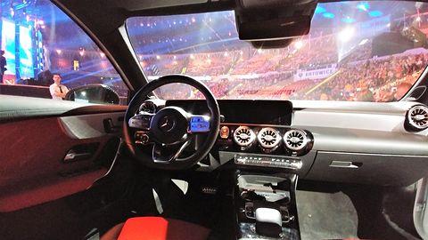 Mercedes prezentuje nową Klasę A, z którą można porozmawiać. Konkurs! #ESLOne