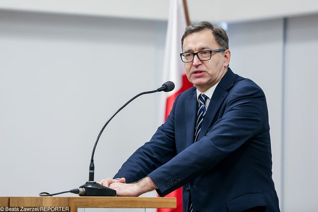 Prezes IPN Jarosław Szarek ujawnił, że Instytut pozwał amerykańską dziennikarkę