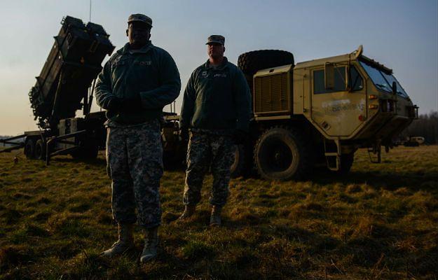 USA podjęła decyzję w sprawie swoich rakiet Patriot w Turcji