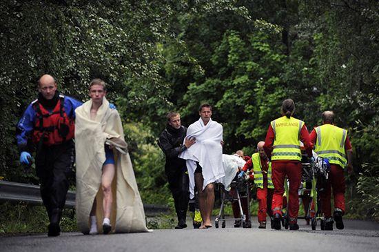 Policja nie reagowała - nie wierzyła świadkom zamachu