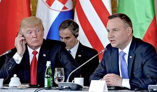 Respondenci popierają projekt budowy bazy US Army w Polsce
