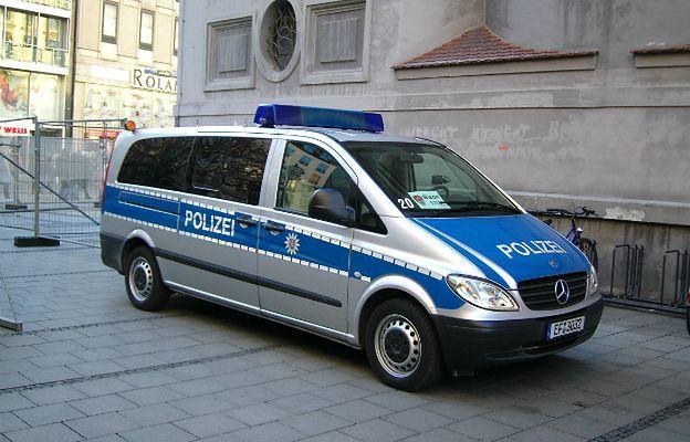 Strzelanina w Niemczech. Jedna osoba nie żyje. Trwa pościg