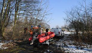 Jan Lityński zginął na rzece Narew. Wznowiono poszukiwania jego ciała