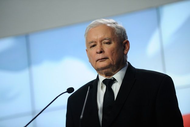 Kaczyńskiego nie było na expose szefa MSZ. Wiadomo, dlaczego
