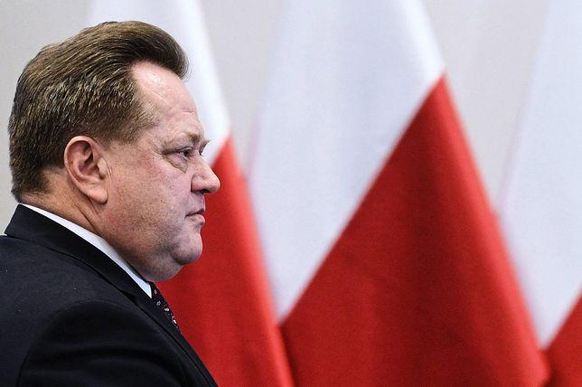 """Jarosław Zieliński traci """"księstwo"""". Nieoficjalnie: Jarosław Kaczyński dał zgodę na """"ścięcie"""" kompetencji wiceszefa MSWiA"""