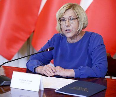 Kurator Nowak o protestach Strajku Kobiet: dzieci były częstowane alkoholem i narkotykami