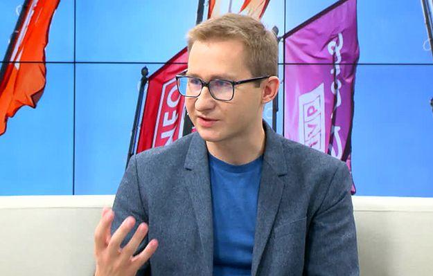 #dziejesięnażywo Sławomir Sierakowski: takiej wojny w PiS jeszcze nie było