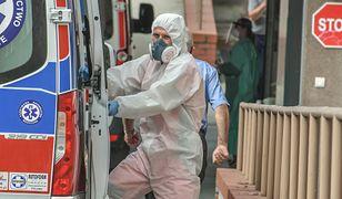 Koronawirus w Polsce. Nowe dane wskazują na ryzyko katastrofy w służbie zdrowia