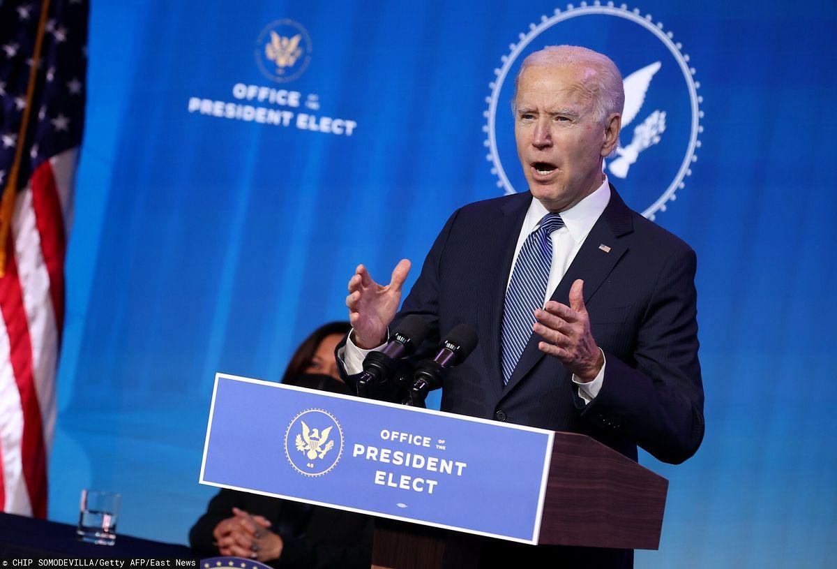 USA. Joe Biden