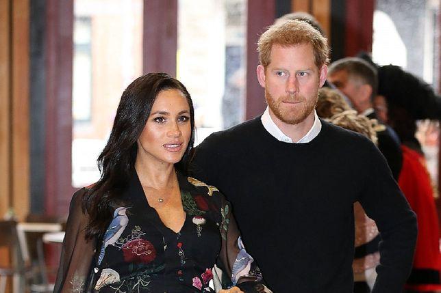 Meghan i Harry nie spędzą Świąt Bożego Narodzenia z rodziną królewską