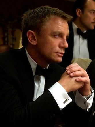 Literacki Bond powraca