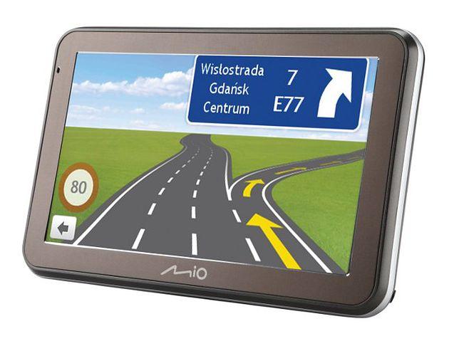Nowe nawigacje GPS - Mio Spirit 2015