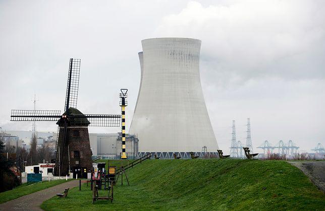 Awaria w belgijskiej elektrowni atomowej. Wyłączony reaktor