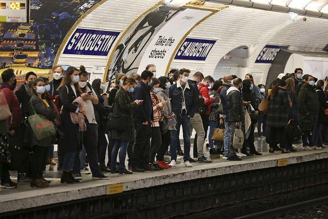 Koronawirus. Francja: nadchodzi fala zakażeń brytyjskim wariantem wirusa?