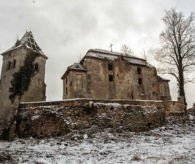 Kolejne znalezisko na Dolnym Śląsku - podziemia ewangelickiej świątyni