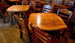 Nadzór budowlany skontrolował restaurację, w której zarwał się sufit [zdj. ilustracyjne]