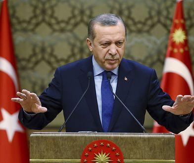 Recep Tayyip Erdoğan, turecki prezydent od 2014 roku