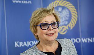 I prezes Sadu Najwyższego Małgorzata Gersdorf w osiem miesięcy zaoszczędziła 163 tys. zł