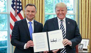 Polska zapłaci miliardy za obecność wojsk USA.