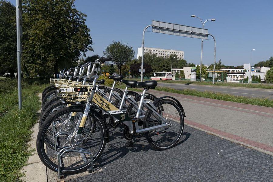 Śląskie. Po przerwie wraca system JASkółka – rowerów miejskich w Jastrzębiu-Zdroju.