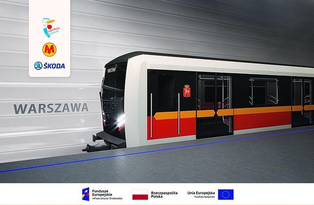 Metro zakupi 45 nowych pociągów.